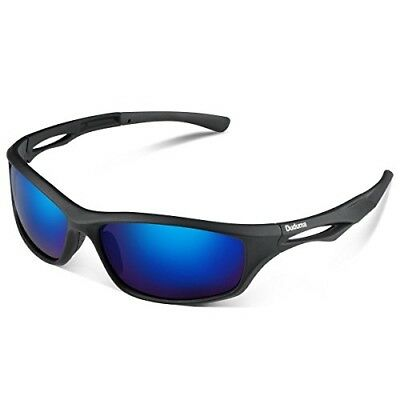 Polarized Sports Sunglasses for Running Cycling Fishing Golf Tr90 Unbreakable
