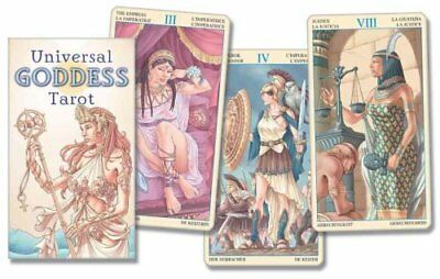 Universal Goddess Tarot by Lo Scarabeo 9780738710068 (Other merchandise, 2006)