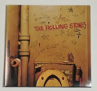 The Rolling Stones Beggars Banquet JAPAN CD MINI LP