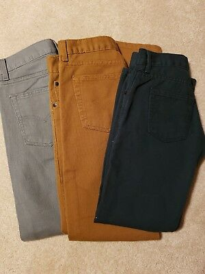 Levi's 513 Youth Regular Fit New Kids Jeans / Pants RETAIL $44.00