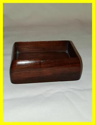 1930'S Danish? Rosewood Desk Tidy, Well Made And Useful