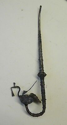 Antique Tibetan Bird Pipe 19th Century