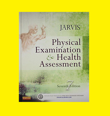 Physical Examination and Health Assessment [New Ebook/PDF/epub] Fast Shipping