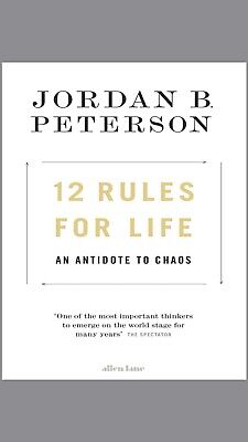 12 Rules for Life - An Antidote to Chaos by Jordan B. Peterson (PDF Book)