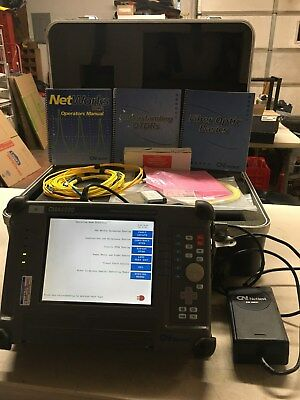 Nice GN Nettest CMA 4000i CMA4425 Communications Media Analyzer W/ Hardcase