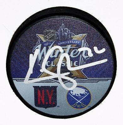 KEVIN SHATTENKIRK SIGNED 2018 WINTER CLASSIC Puck NEW YORK RANGERS AUTOGRAPH COA