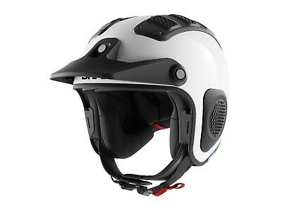 Shark Atv-Drak White Atv / Motorcycle Helmet - #He2500Ewhu