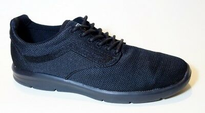 9 running 8womens lightweight SHOES ISO 5 5 mens black mono VANS 1 wxv714nq