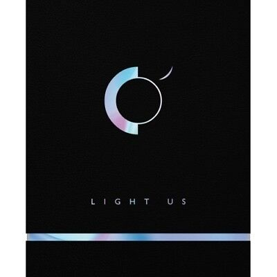 ONEUS-[Light Us]1st Mini Album CD+Poster+Booklet+PhotoCard+Sticker+etc Sealed
