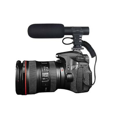 Video Micro Compact On Camera Lightweight DSLR Video Micro Microphone For Camera
