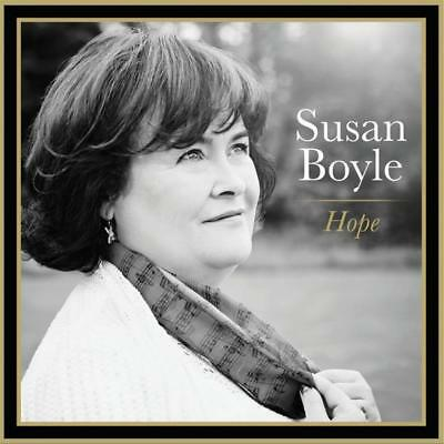 Susan Boyle Hope Cd New