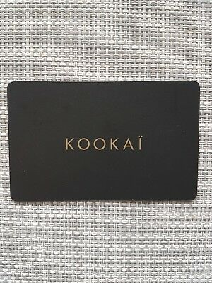 Kookai Gift Card Voucher $104.50 Sell $100
