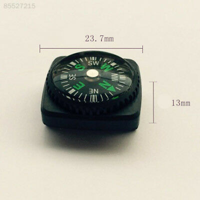 F1D5 5pcs Compass Accessories Parachute Cord Outdoor Hiking Travel Emergency