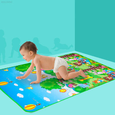 F45C Colorful Play Activity Children'S Game Mat Kid Toy Rug Child Crawling Mat