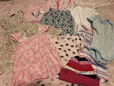 Bulk Lot Of Clothes For Baby Girl - Size 0