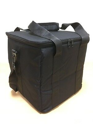4x Take Away Delivery Bags Hot/Cold Food/Drink Budget Range Cheap Bag with Strap