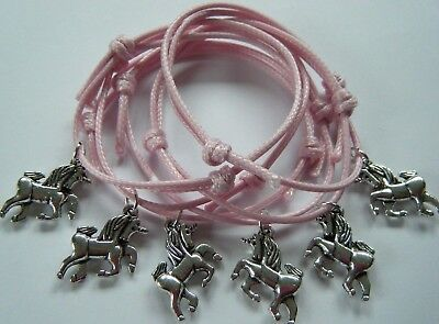 Unicorn Party Bag Fillers Bracelets Gifts Wedding Hen Gifts  1 6 7 8 9 10 15