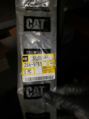 Genuine Cat 266-9769 Oil Level Gage Caterpillar