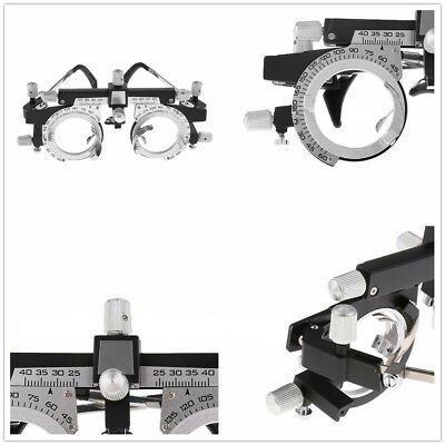 Optometry Optician Optical Optic Trial Lens Frame Precision Range PD Adjustment