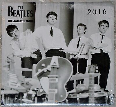 Calendrier 2016 The Beatles