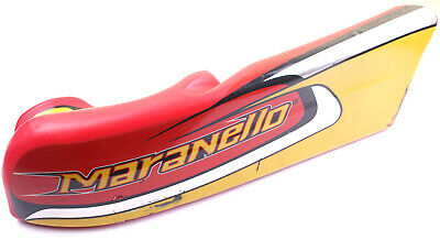 Go Kart Stilo CIK/11 Red L/H Side Pod Grade A