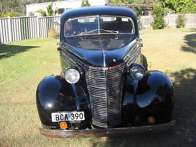1938 Chevrolet Hotrod, not Ford or Holden