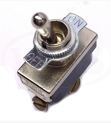 NEW McGill 90-0001 Toggle Switch, SPST, 20A@125V