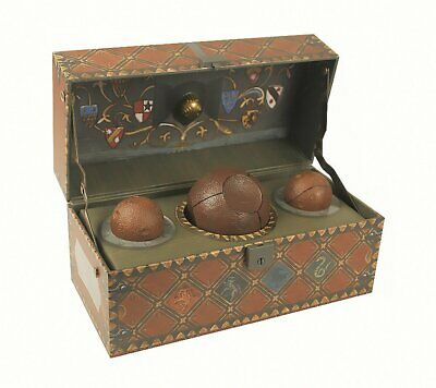 Harry Potter: Collectible Quidditch Set - Accessory - Box set - Paperback - 2016