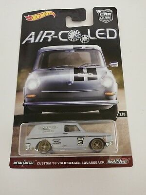 Hot Wheels Air-Cooled Custom '69 Volkswagen Squareback