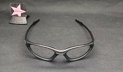 c6fbbd679e Oakley Minute 1.0 Gen 2 Matte Black Frame Only Authentic Rare