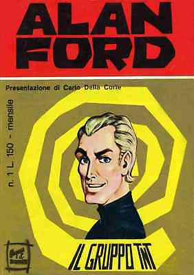 ALAN FORD - (1-200 cons) 284 numer - Fumetti PC TABLET SMARTPHONE ANDROID IPHONE