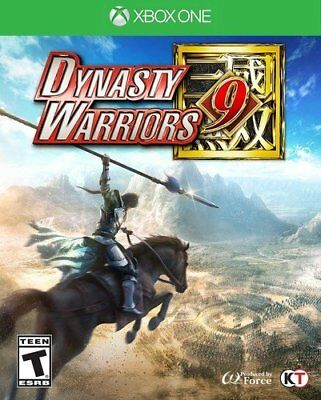 Dynasty Warriors 9 (Xbox 1 One) BRAND NEW & FACTORY SEALED!!!! Free Shipping xb1
