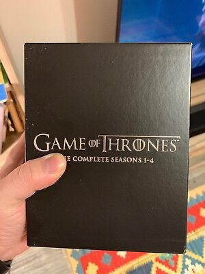 Il Trono Di Spade Game Of Thrones Cofanetto Blu-Ray Serie Tv 1 2 3 4