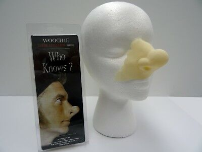 Prosthetic nose - Latex; Large Bulbous Nose; Who Nose - Whoville Grinch