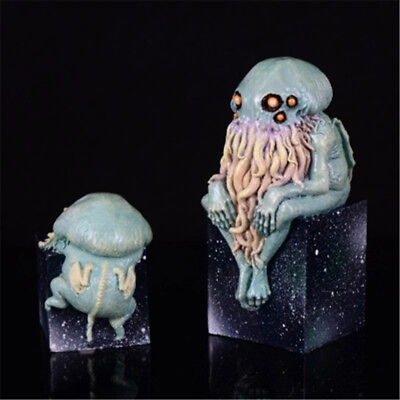 Cthulhu Mythos Young Cthulhu Resin Statue Model Figure Starry Sky Version Gift