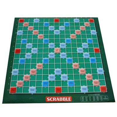 UK Scrabble Board Game Family Kids Adult Educational Toys Puzzle Game TCZ