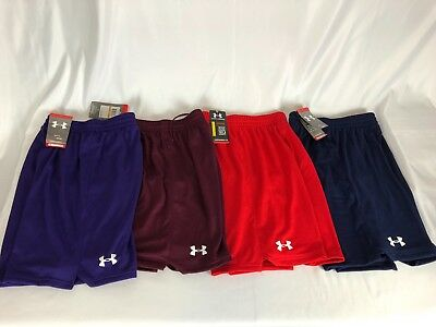 bnwt-boys under armour  sweat shorts-size ylg fitted  navy-$30.00