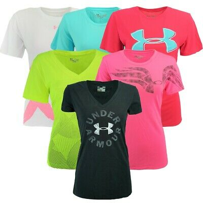 Under Armour Women's Holiday T-Shirt 3-Pack