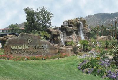 Spring Break @ Welk Resort San Diego Mountain Villas (584 SQFT) Apr 19-26, 2019