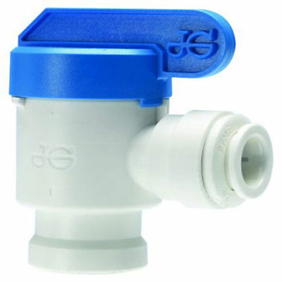 John Guest 1/4-Inch by 1/4-Inch Speedfit to Female Valve