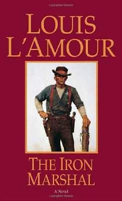 The Iron Marshal by Louis L'Amour (author)