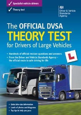 The Official DVSA Theory Test for Drivers of Large Vehicles by Great Britain ...