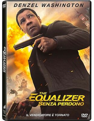Dvd Equalizer 2 (The) - Senza Perdono 2018 Film - Giallo/Thriller Sony Pictures