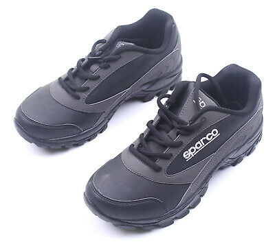 Karting Sparco Mécanique Chaussures Noires Taille 40 (6.5) Grade A