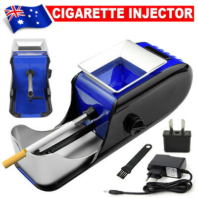 Electric Automatic Cigarette Injector Rolling Machine Tobacco Roller