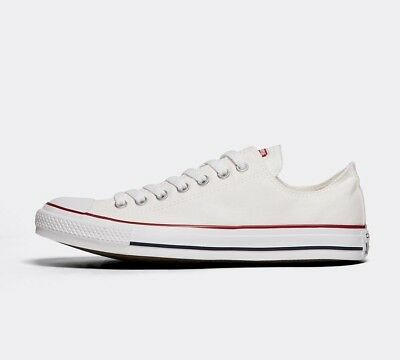 Mens Converse Chuck Taylor All Star OX OPT White Trainers (SF33) RRP £49.99
