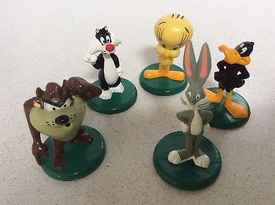 LOONEY TUNES FIGURINES Warner Bros. Vintage 1994