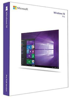 Microsoft Windows 10 Pro Instant Delivery Digital Key 32/64 Bit Lifetime Key