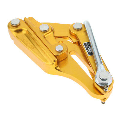 Wire Rope Grip Pulling Puller Tightening Tool 30KN 1 Ton 150-240 Al-Ma Alloy