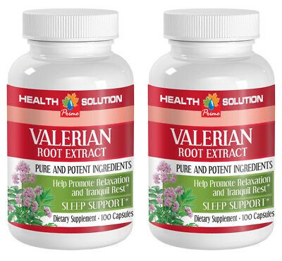 blood pressure support supplement- VALERIAN ROOT EXTRACT -valerian super calm-2B